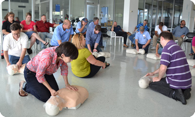 Group CPR