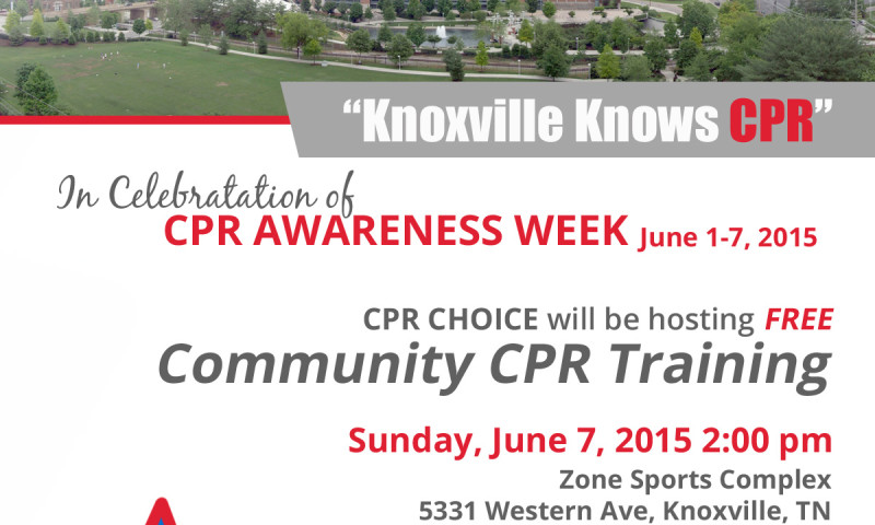 Knoxville Knows CPR