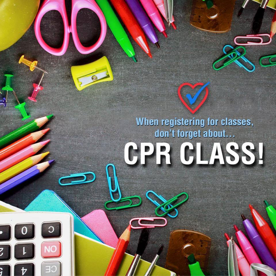CPR Class!